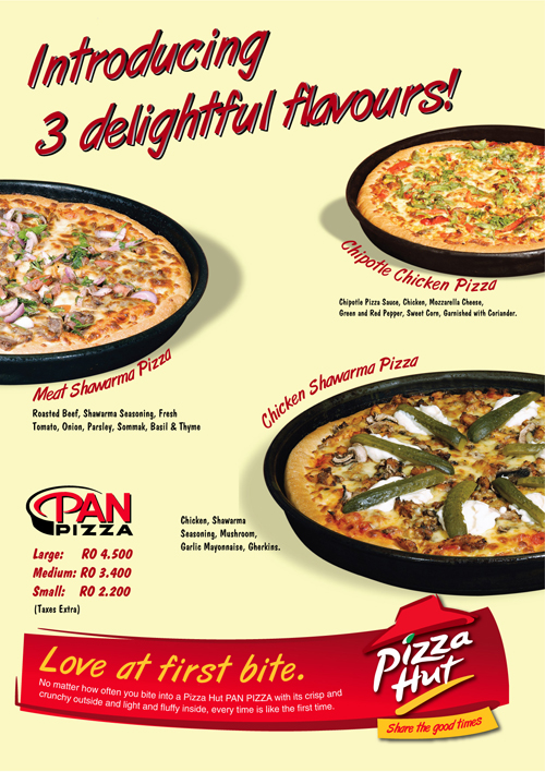 Attention Pizza Connoisseurs In Oman
