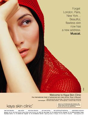 Kaya Skin Clinic arrives in Muscat