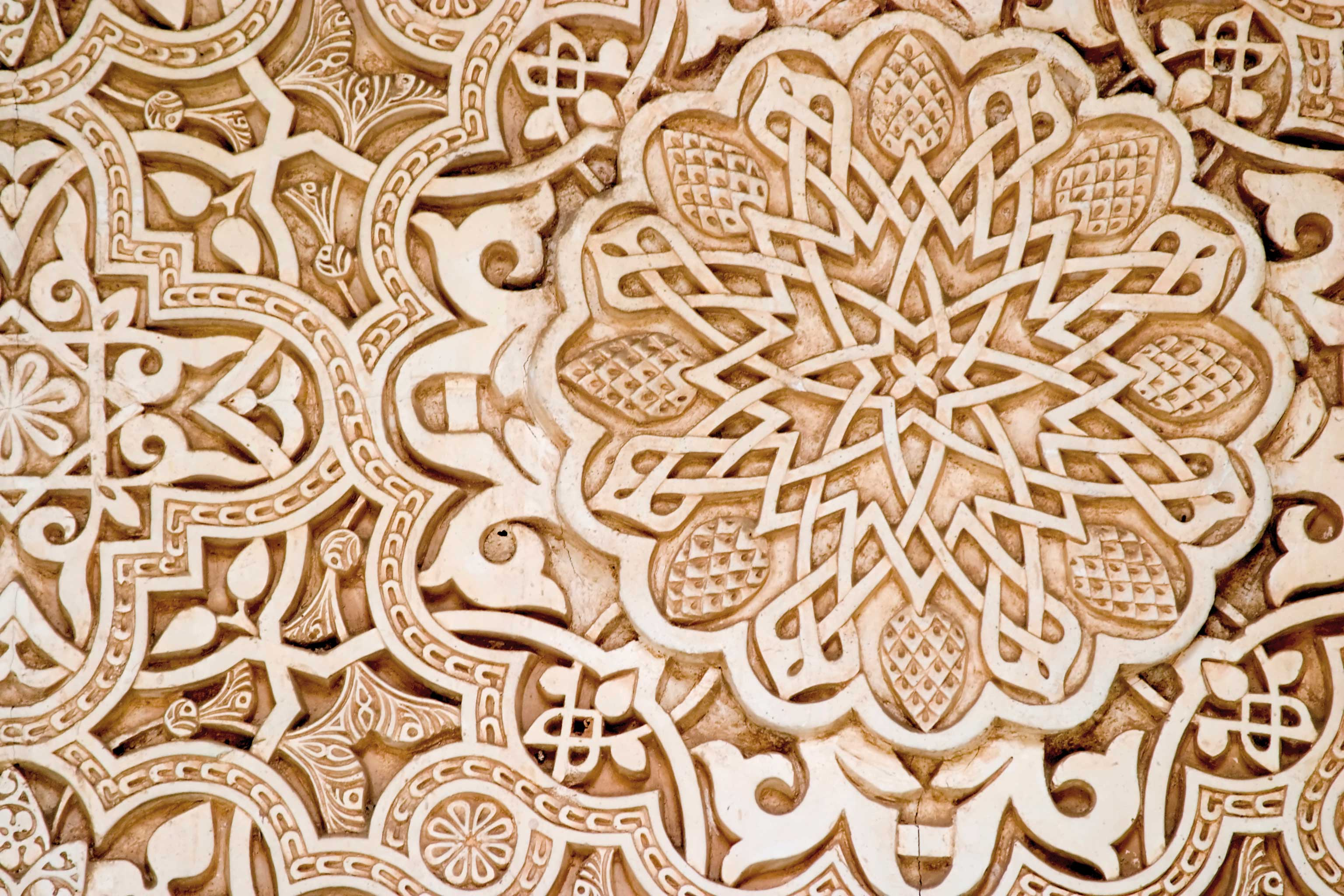 Islamic arabesque patterns joy studio design gallery for Arabesque style decoration