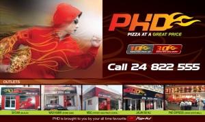 PHD Oman