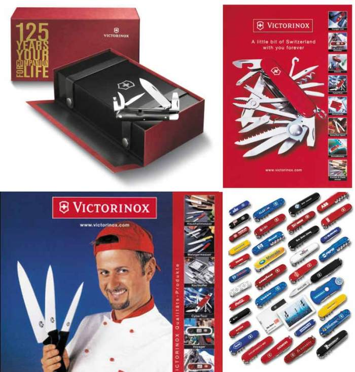 VICTORINOX, the Number 1 for Pocket Tools