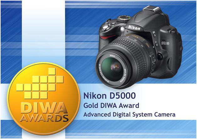 One_NEW_Nikon D5000_Gold DIWA Award