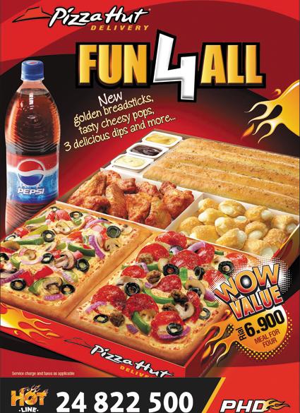 Pizza Hut Oman Page 3