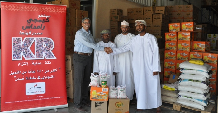 KR donates to Sur Municipal Committee_WEB