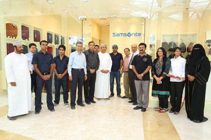 Samsonite Store @ Salalah Garden Mall  _3