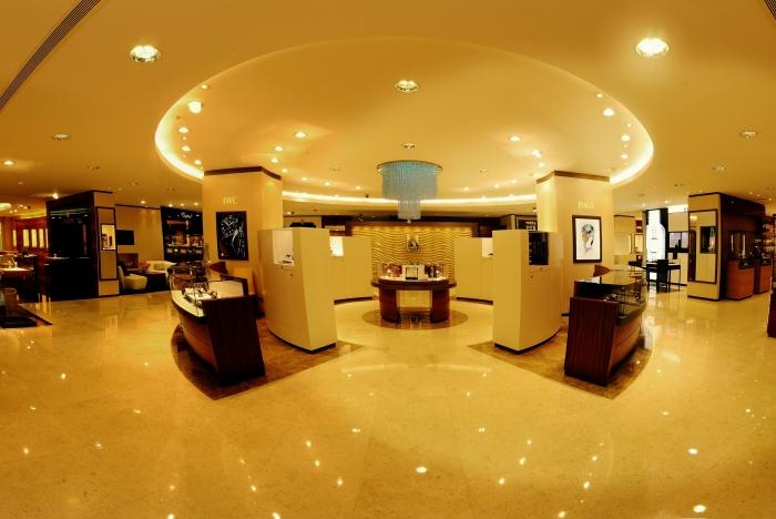 Khimji Watches Showroom