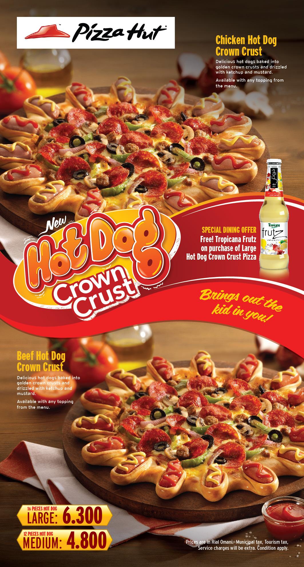 Pizza Hut Oman Page 2