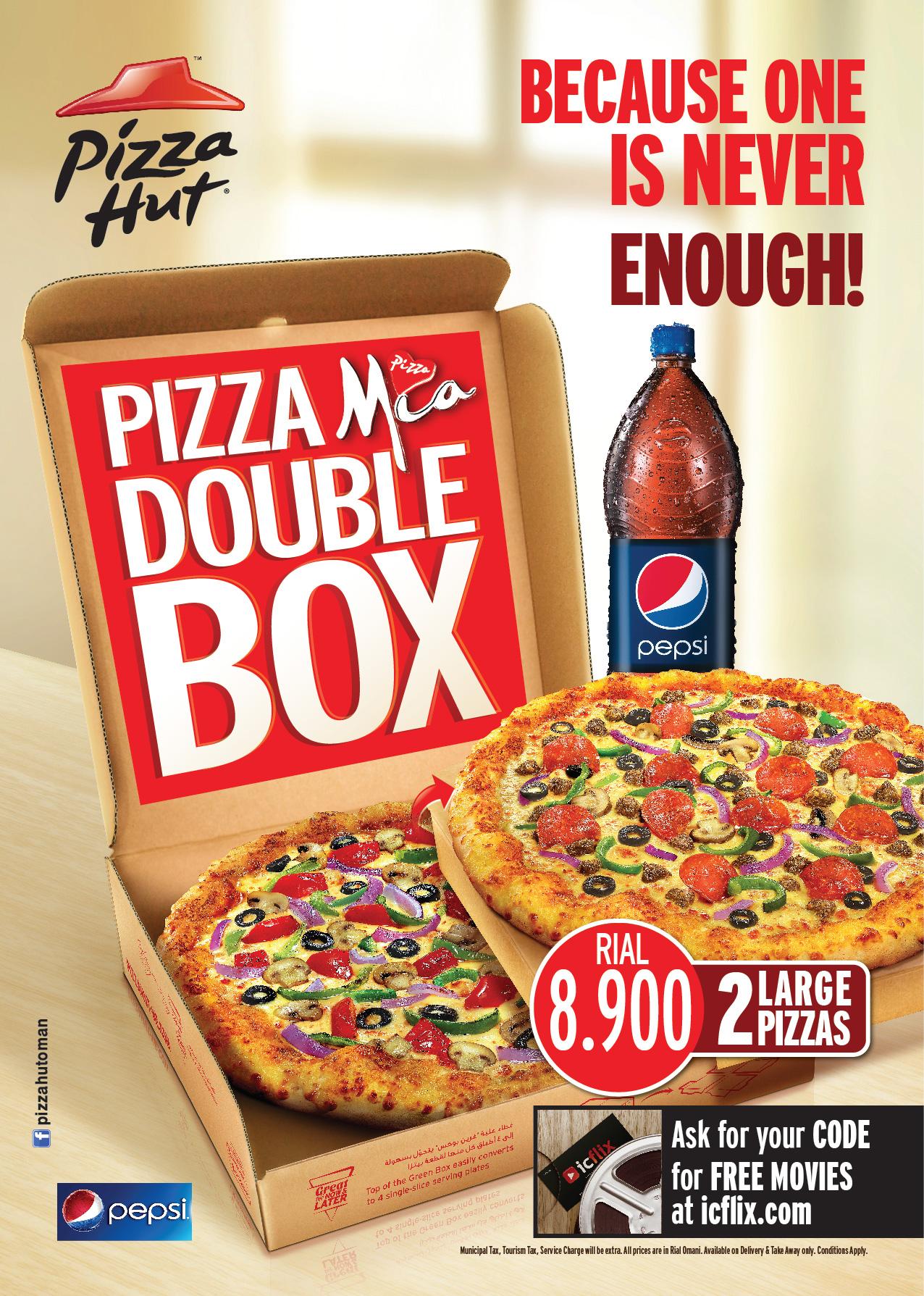 Pizza Hut Oman