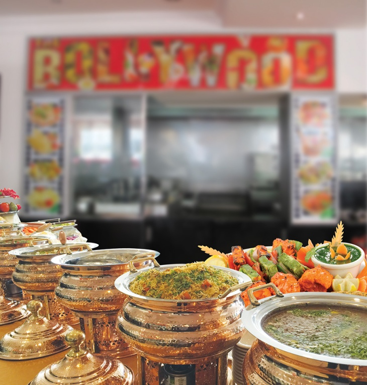 Bollywood - Buffet Pic