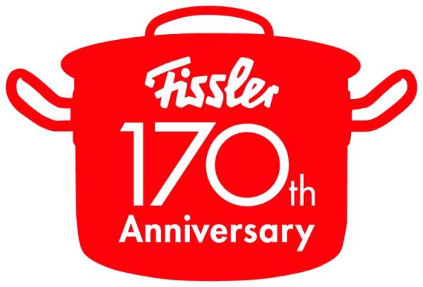 Fissler 170 Jahre Pin