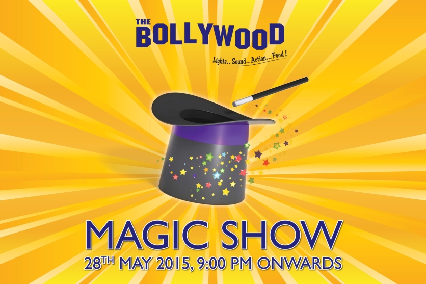 Bollywood Magic Show Lightbox_Mupi CCC 180x120cm3333